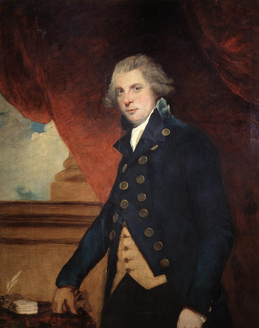 Today In Masonic History Richard Brinsley Butler